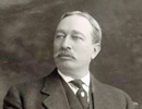 photo: past president James Gillis