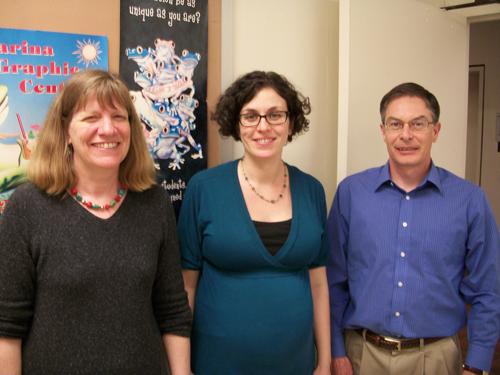 photo of presenters