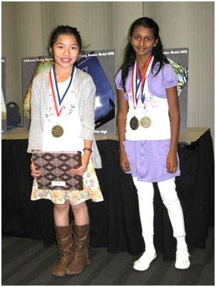 young reader medal recipients