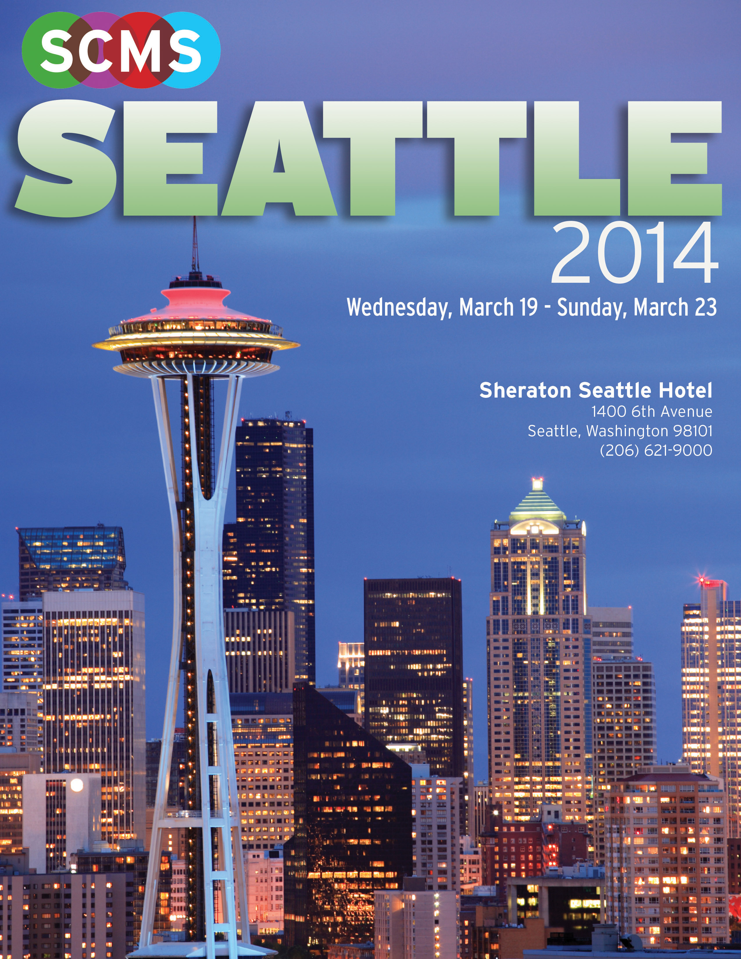 Society for Cinema & Media Studies Annual Conference 2014 @ Sheraton Seattle Hotel | Seattle | Washington | United States