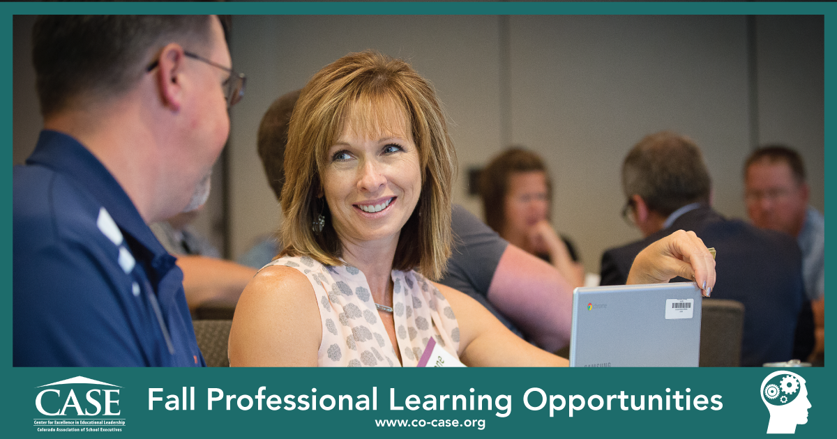 CASE Fall Professional Learning Opportunities for Educators