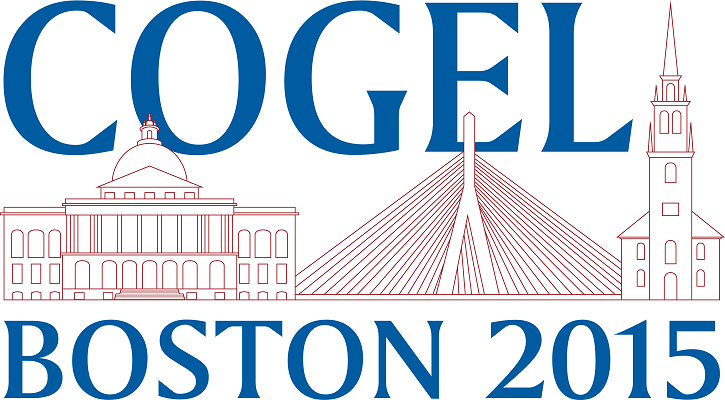 2015 COGEL Conference Logo