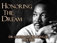 CCBA Offices Closed for Martin Luther King, Jr. Day