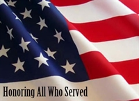 CCBA Office Closed for Veterans Day