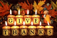 CCBA Office Closed for Thanksgiving