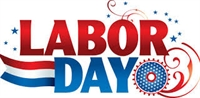CCBA Office Closed for Labor Day