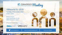 CONVERGED at VMworld Europe 2018