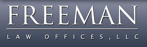 Freeman Law Offices, LLC Logo
