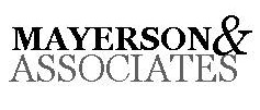 Mayerson and Associates Logo