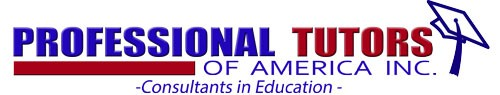 Professional Tutors of America Logo