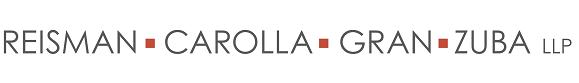 Reisman Carolla Gran LLP Logo