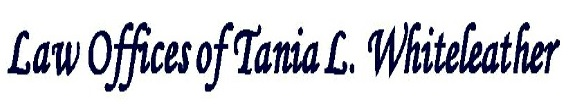 Law Office of Tania L. Whiteleather Logo