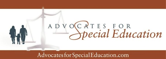 Advocates for Special Education
