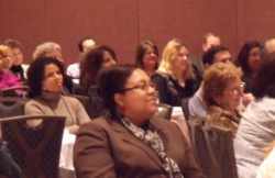 Picture of Attendees at Conference Session