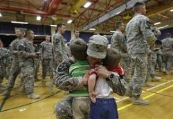 Picture of Military Family