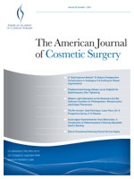 American Journal of Cosmetic Surgery