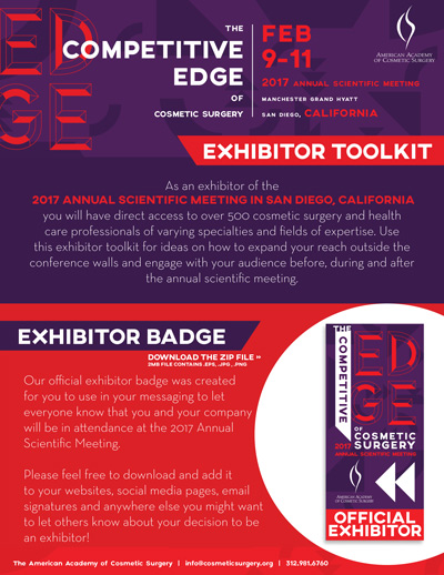 2017 AACS Exhibitor Toolkit