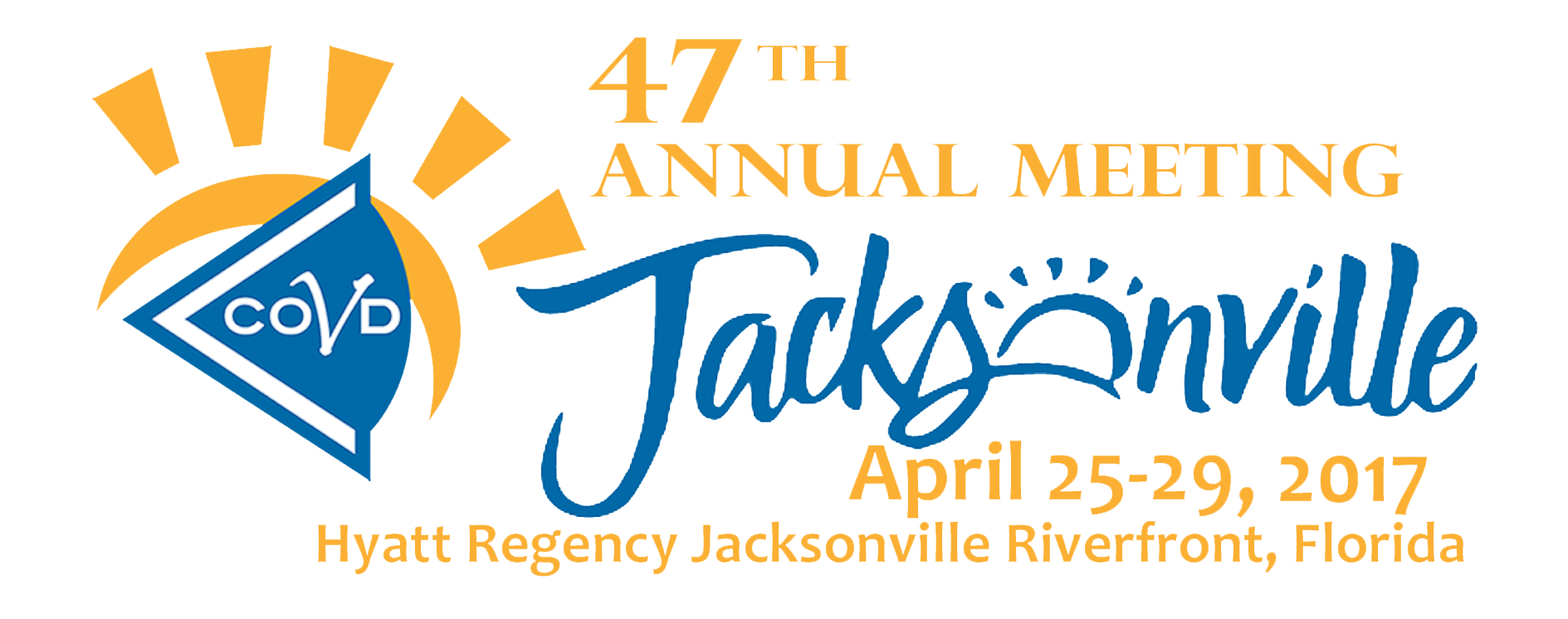 47th Annual Meeting April 24-29, 2017 Jacksonville, Florida