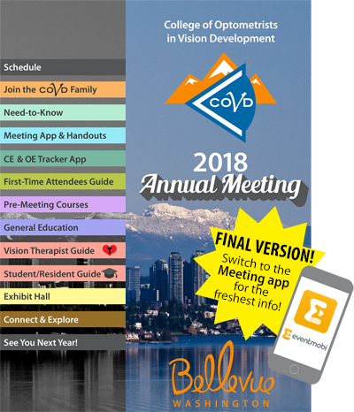 View the 2018 Annual Meeting Program!