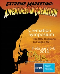 2014 CANA/NFDA Exhibitors/Sponsors - Cremation Symposium -