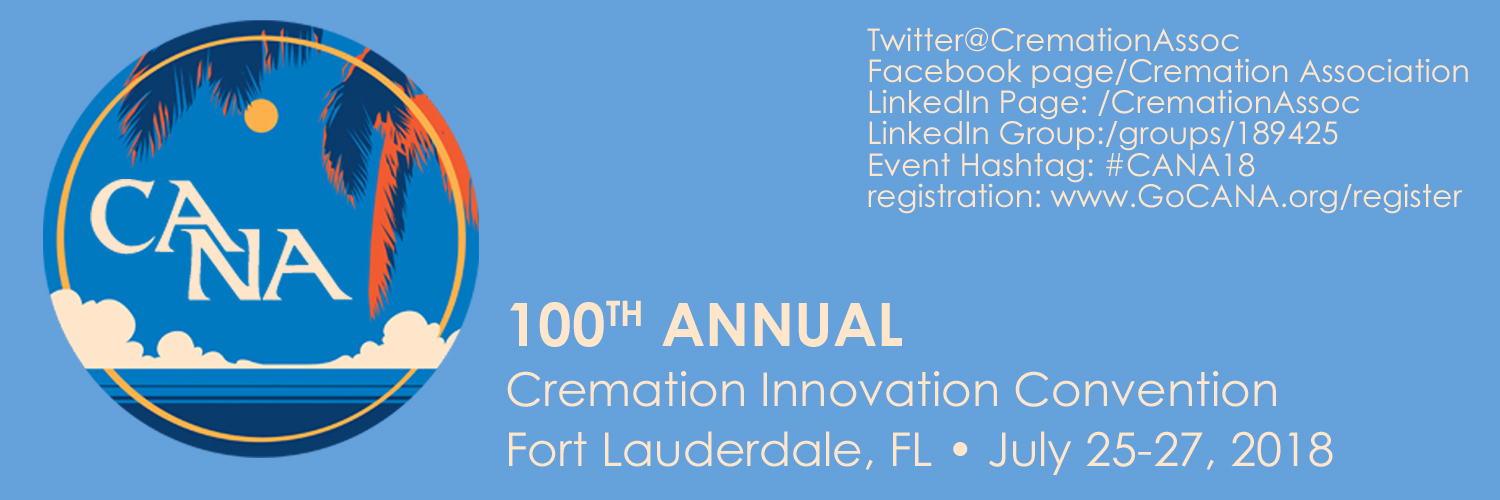CANA's 100th Annual Cremation Innovation Convention