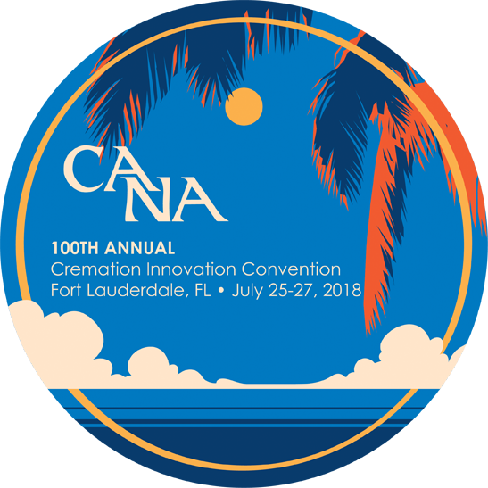 CANA's 100th Annual Convention Logo