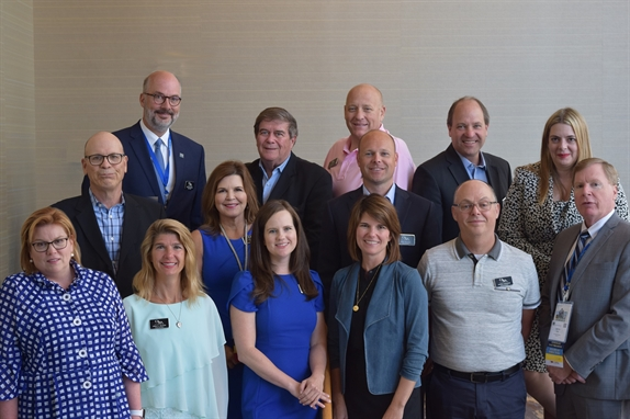 The 2018-2019 CANA Board of Directors.<em>(not pictured, Elisa Krcilek and Scott Hunter)