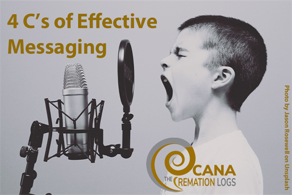 4 C's of Effective Messaging