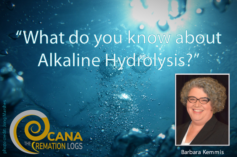 What do you know about Alkaline Hydrolysis?