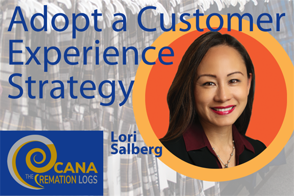 Adopt a Customer Experience Strategy