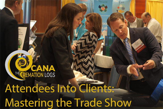 Attendees into Clients: Mastering the Trade Show