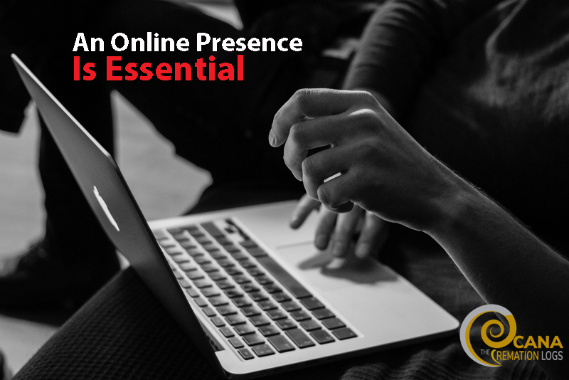An Online Presence is Essential