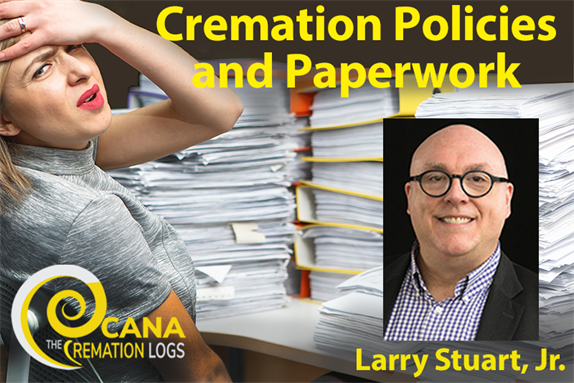 Crematory Paperwork and Policies