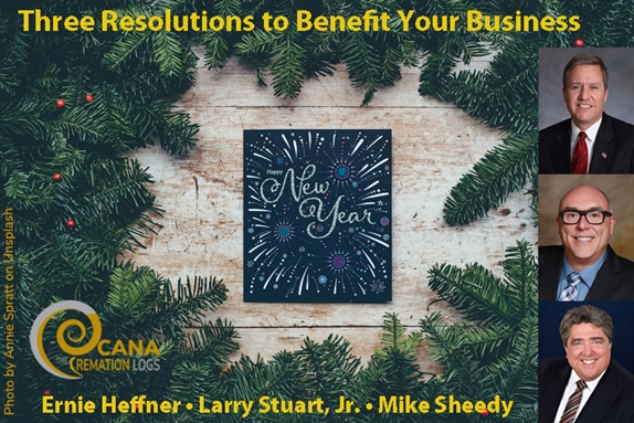 Three Resolutions to Benefit Your Business