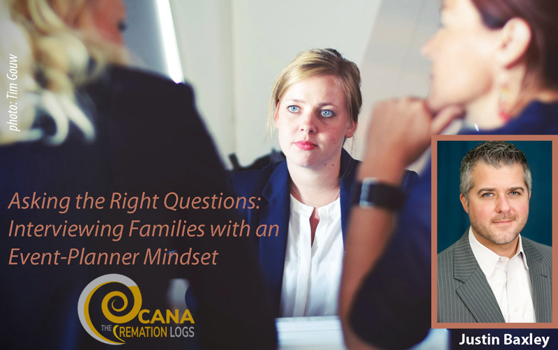 Asking the Right Questions: Interviewing Families with an Event-Planner Mindset