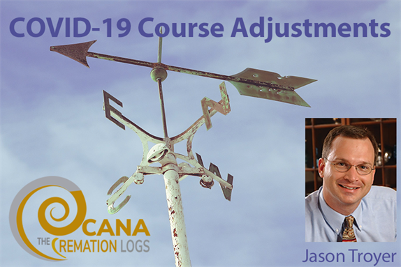 Covid-19 Course Adjustments