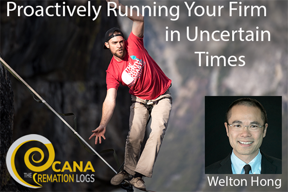 Proactively Running Your Firm in Uncertain Times