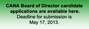 Board of Director candidate applications
