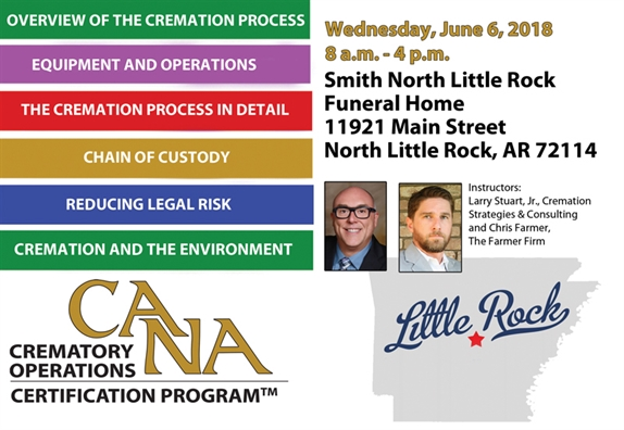 COCP - June 6, 2018- North Little Rock, AR
