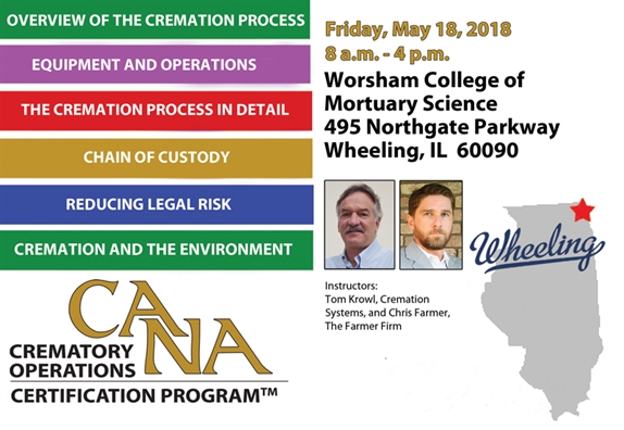 COCP - May 18, 2018 - Wheeling, IL