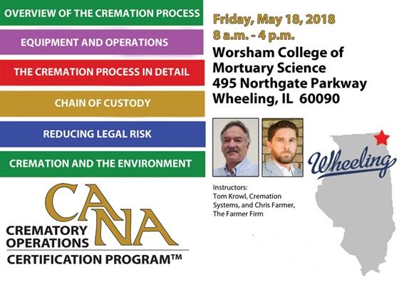 COCP - May 18, 2018 - Wheeling, IL