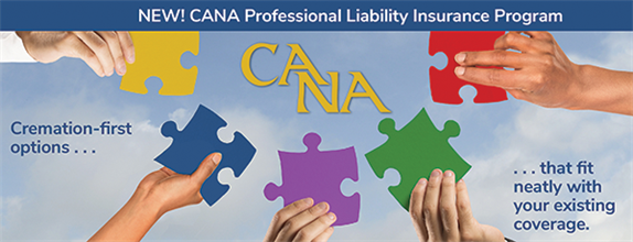 CANA Professional Liability Insurance Program banner