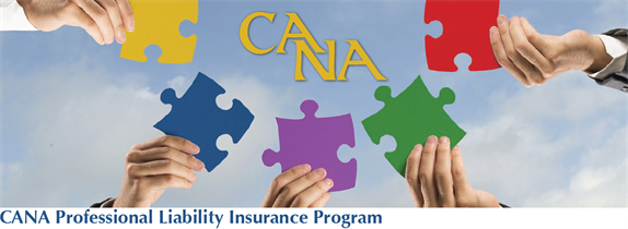 CANA Professional Liability Insurance Program