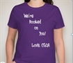 CGOA Purple T-Shirt