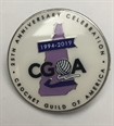 CGOA 2019 Chain Link Conference Pin