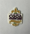 CGOA 2020 Chain Link Conference Pin