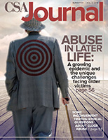 CSA Journal - Elder Abuse