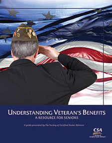 Free guide to Veterans benefits