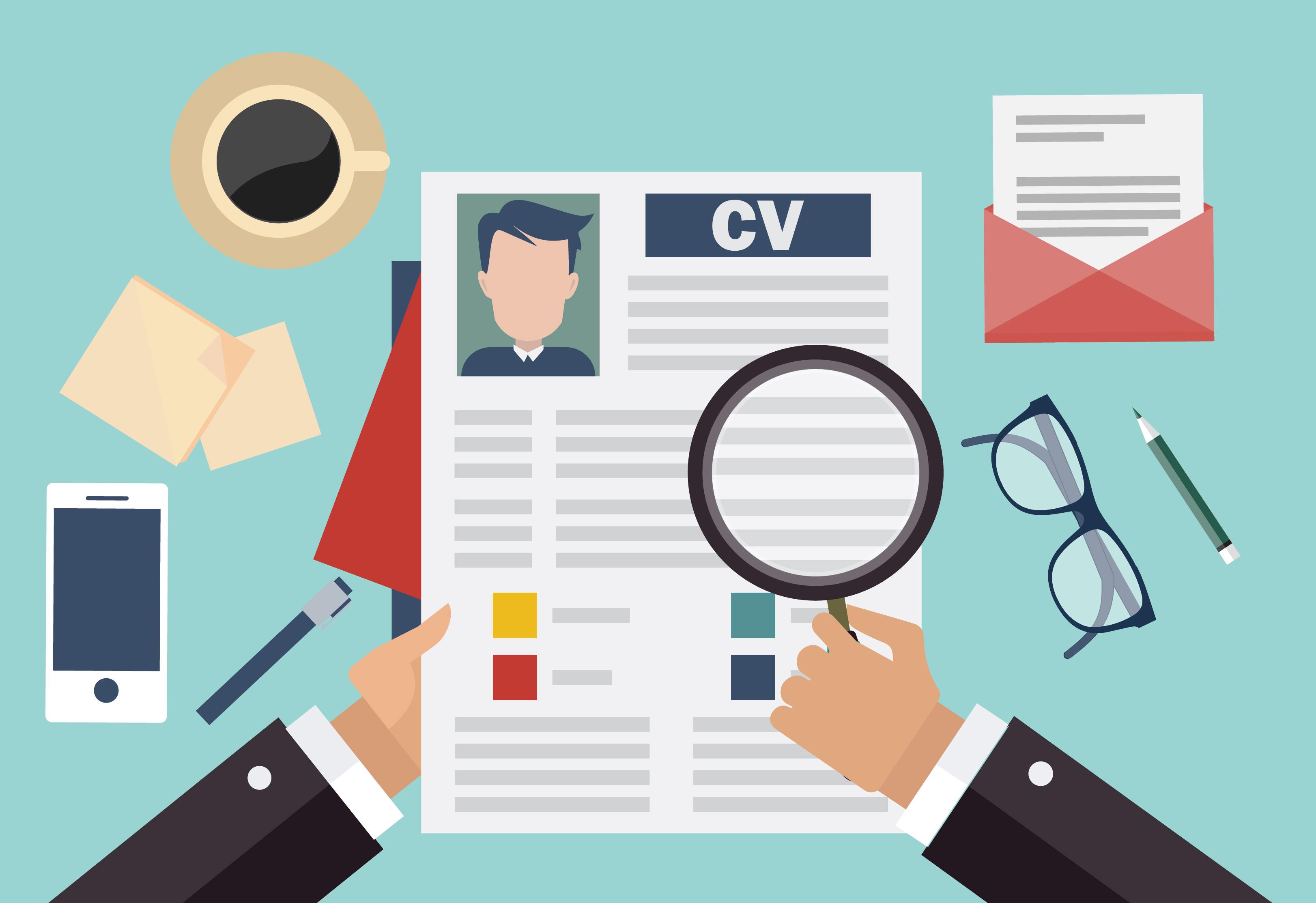 Curriculum Vitae CV Review California Society of