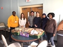 "Chi Alpha Mu ""Sandwich Heroes"" - South Park Inn shelter for the homeless in Hartford, CT"